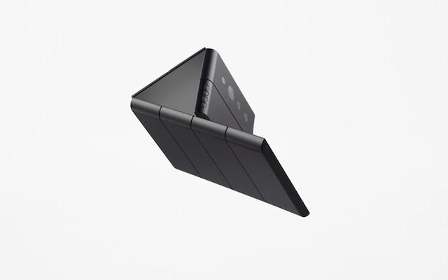 Oppo X nendo Conceptual Design Slide Phone