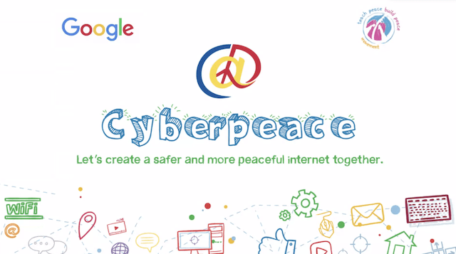Google Philippines Cyberpeace Campaign 2021
