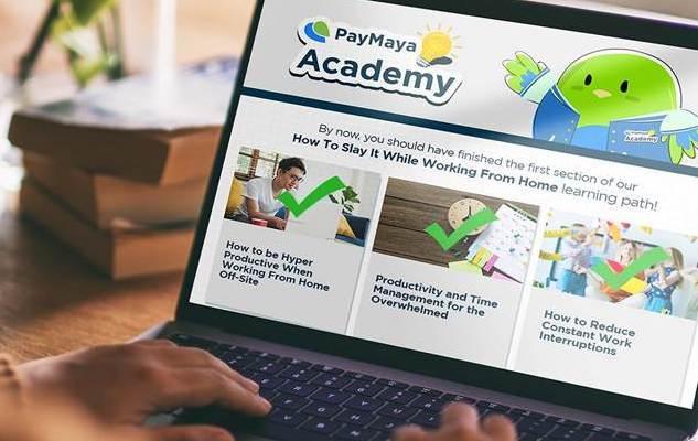 PayMaya Academy