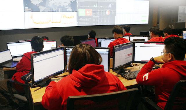 ePLDT Operations Center eOC