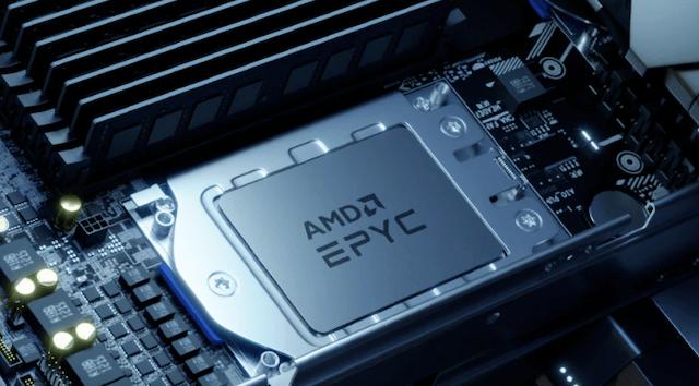 AMD EPYC 7003 series processor