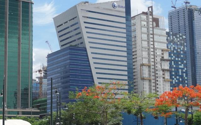 Globe Telecom HQ Bonifacio Global City