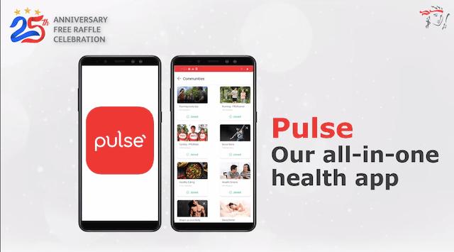 Pru Life UK Pulse app