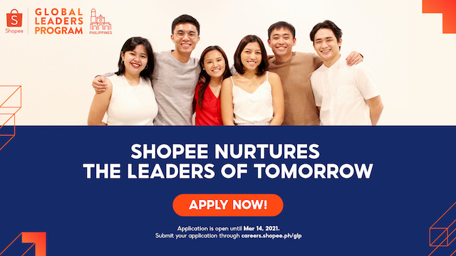 Shopee Global Young Leaders Program