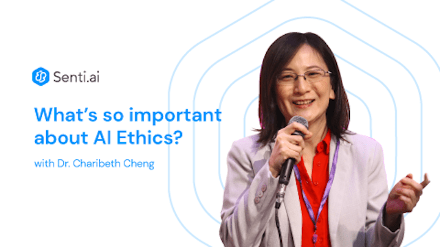 Dr. Charibeth K. Cheng, co-founder and research head Senti AI
