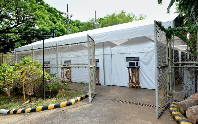MVP group opens emergency quarantine facility for employees