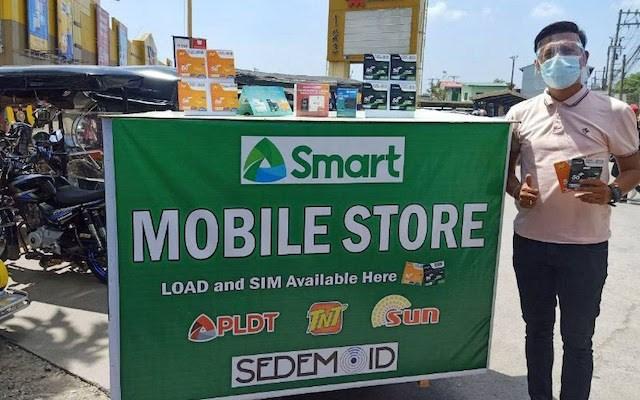 Smart Communications Inc. Mobile Stores Lockdown 2021