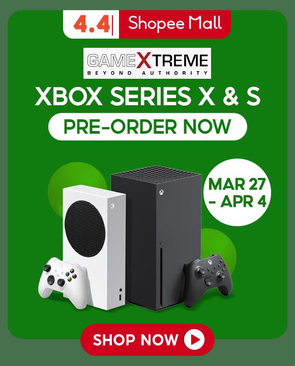 Shopee XBox Pre-Order