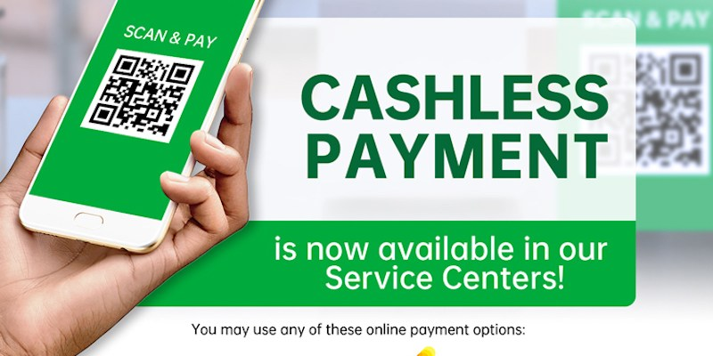 Oppo Cashless Payment