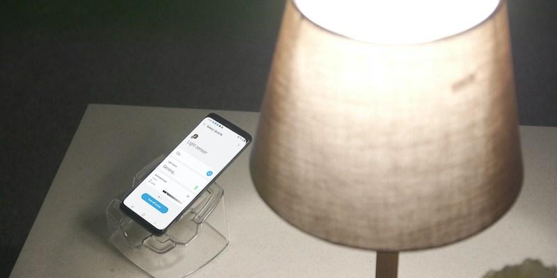 Samsung Galaxy Upcycling at Home