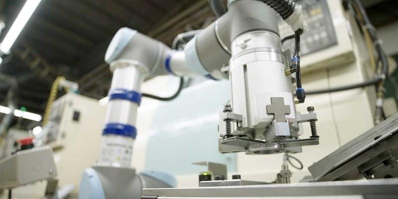 Yokota Corporation Universal Robots