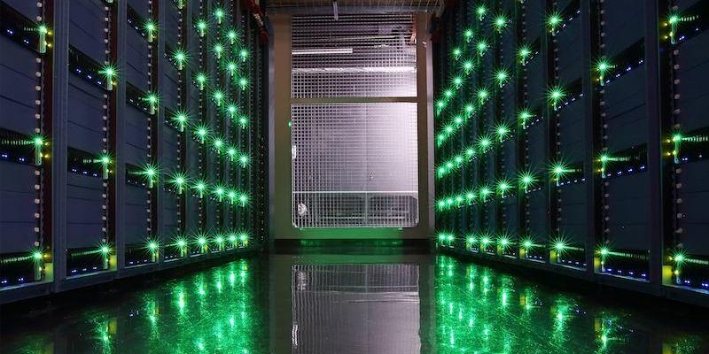 Alibaba Cloud Data Center
