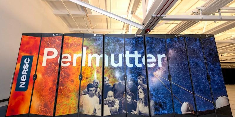 Berkeley Perlmutter Supercomputer Nersc