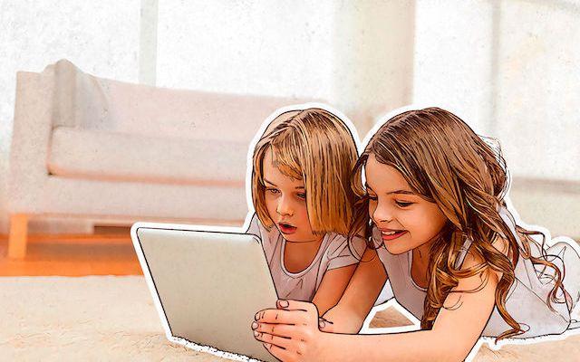 Kaspersky Kids Online