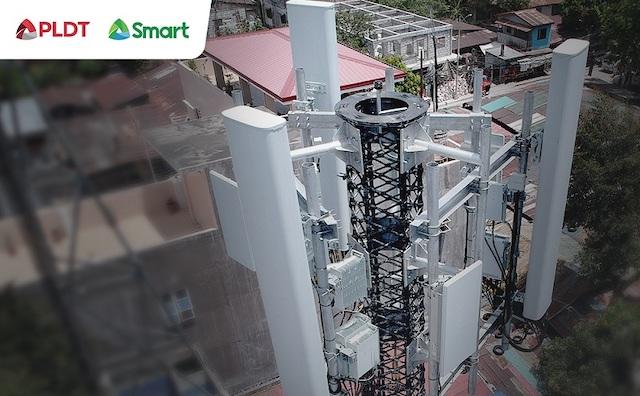 PLDT Smart Carbon Fiber Tower