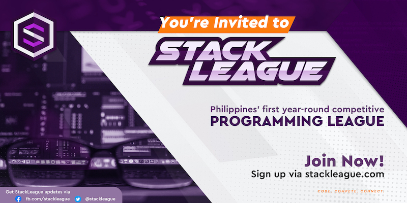 Stack League x Back End News