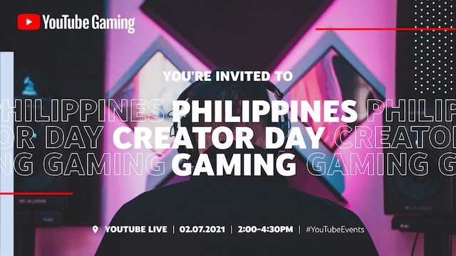 YouTube Philippines Creator Day - Gaming