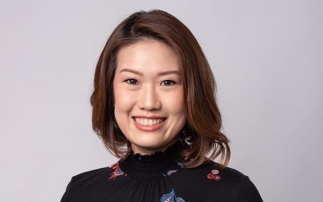 Genie Sugene Gan, Head of Public Affairs & Government Relations for Asia Pacific at Kaspersky