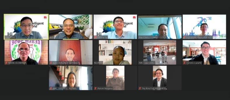 Huawei, JMC ink ICT deal