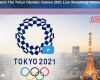 Examples of phishing pages offering to stream the Olympics
