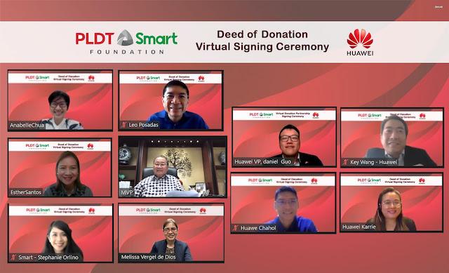 Huawei PLDT Smart Foundation
