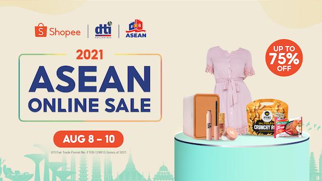 Shopee Asean Online Sale