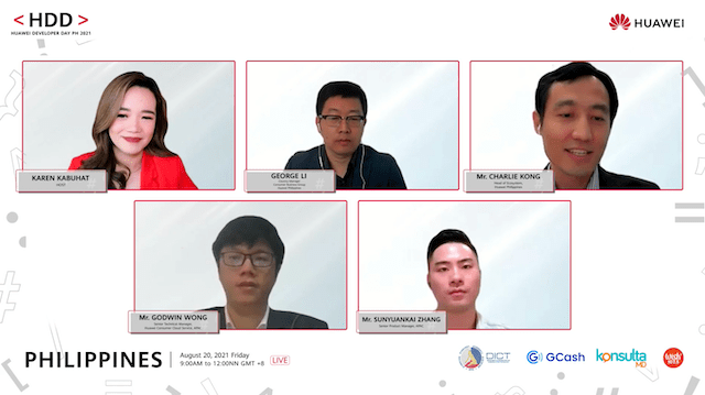 Huawei Developer Day Philippines 2021