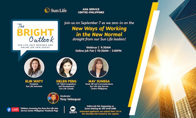 Sun Life ASCP The Bright Outlook Webinar