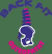 Backfit Osteopathy logo