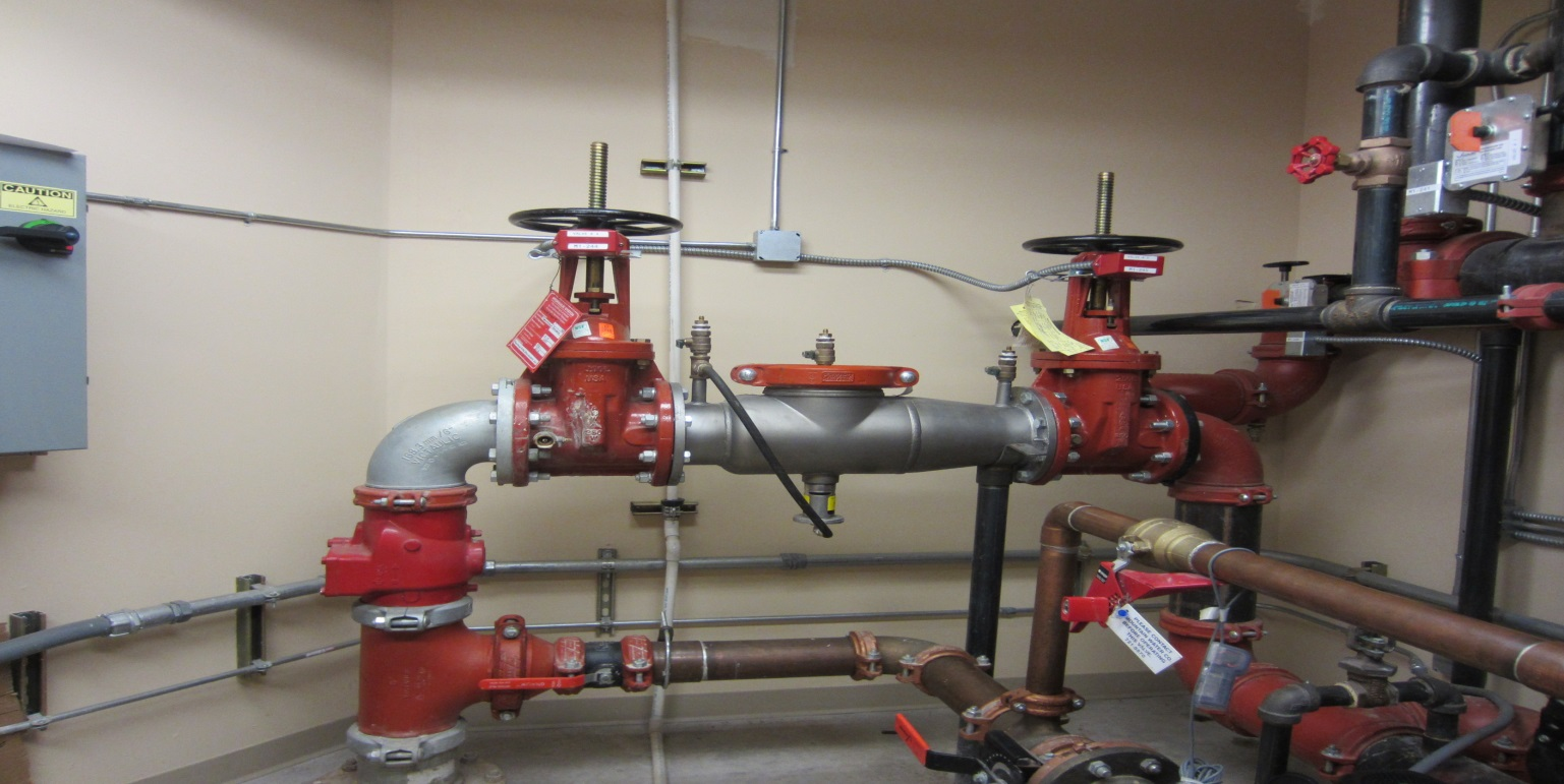 sprinkler system backflow preventer diagram honeywell tje pressure transducer wiring fire installation pictures to