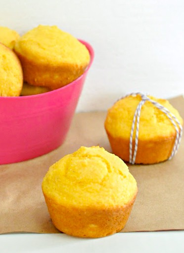 Sweet Cornbread Muffins with a Surprise Secret Ingredient!