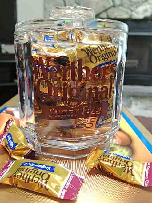 Werther's Original Sugar Free Caramel https://backforseconds.com