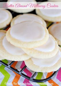 Butter Almond Meltaways