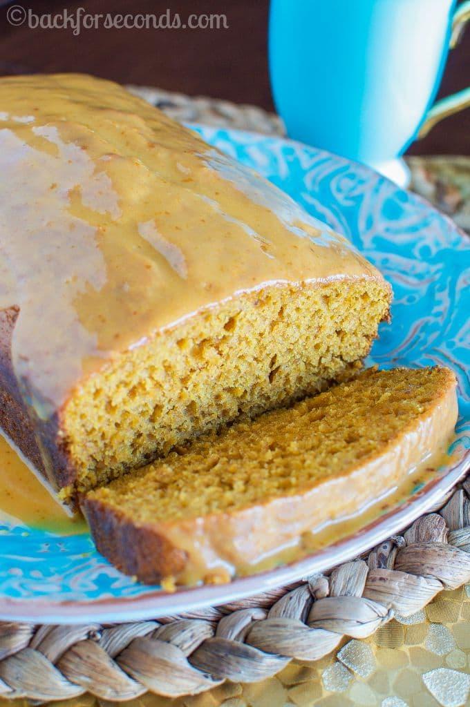 Best Glazed Pumpkin Bread Recipe