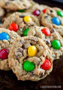 Best Monster Cookies Recipe