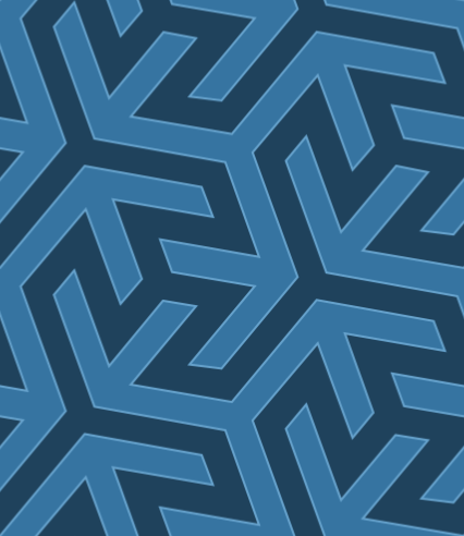 Blue patterns and textures repeating background tiles