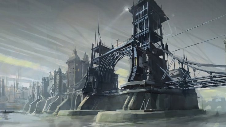 concept art archive dishonored