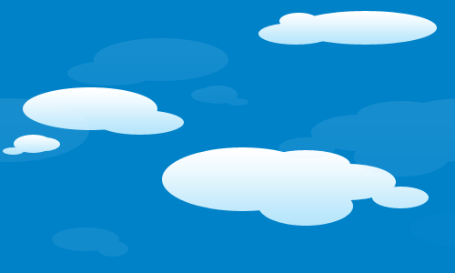 Cute Black Labs Wallpaper Cartoon Style Clouds Background Labs