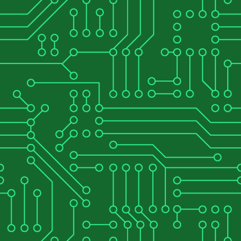 Seamless Pattern Of Circuit Board  Background Labs