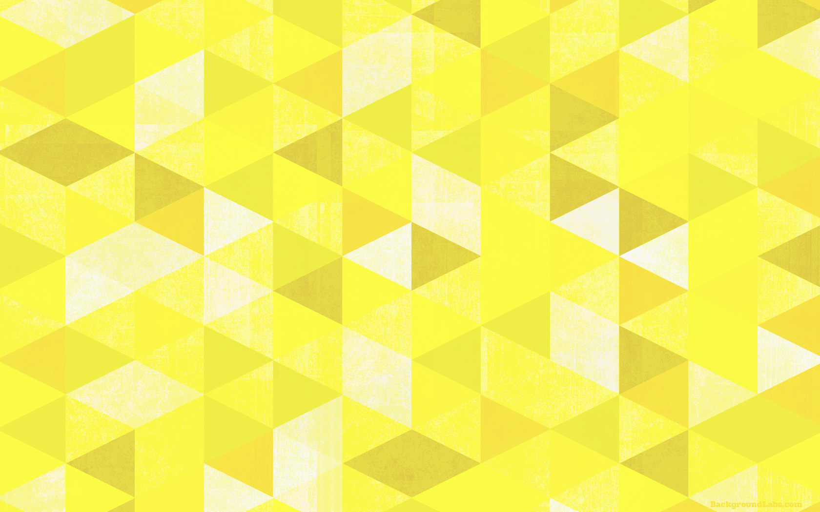 Yellow Triangles Background  Background Labs