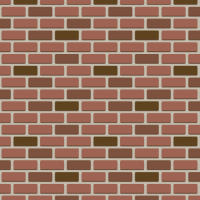 Seamless Brick Wall Pattern - Background Labs