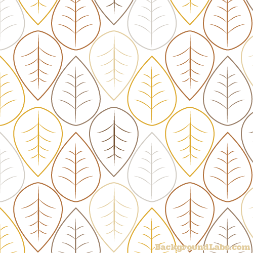 Labs In The Fall Desktop Wallpapers Autumn Leaves Seamless Pattern Background Labs
