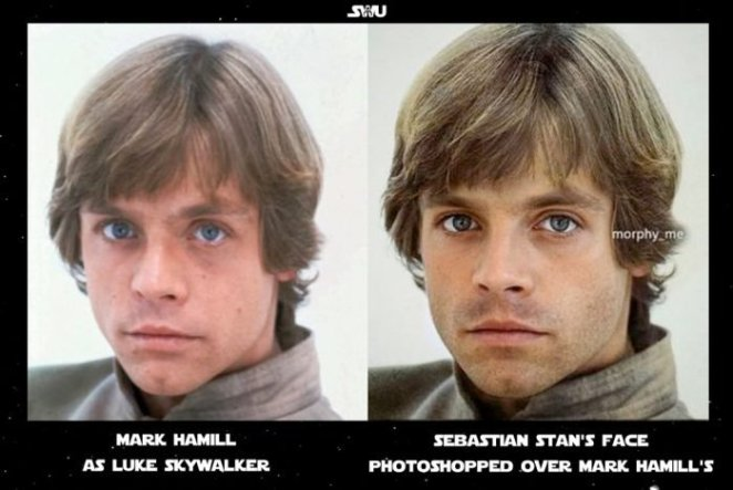 Young Luke Skywalker Movie