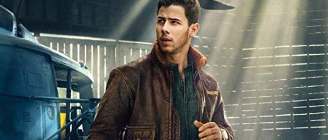 Jumanji 3 Nick Jonas