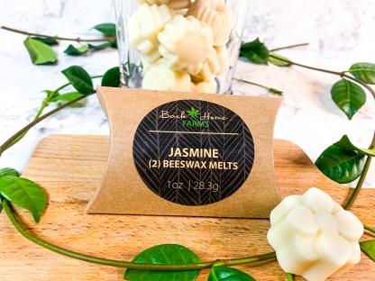 Jasmine Beeswax Melts