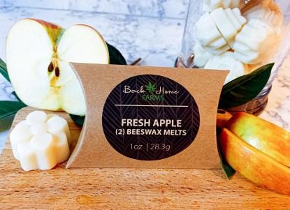 Fresh Apple Beeswax Melts