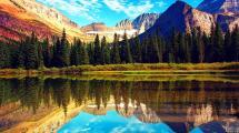 Glacier National Park In Montana Hd Wallpaper - Backiee