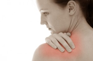 relieving neck pain