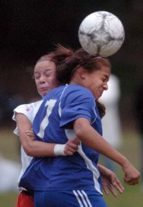 concussion, neck trauma, sports injury, neck ache