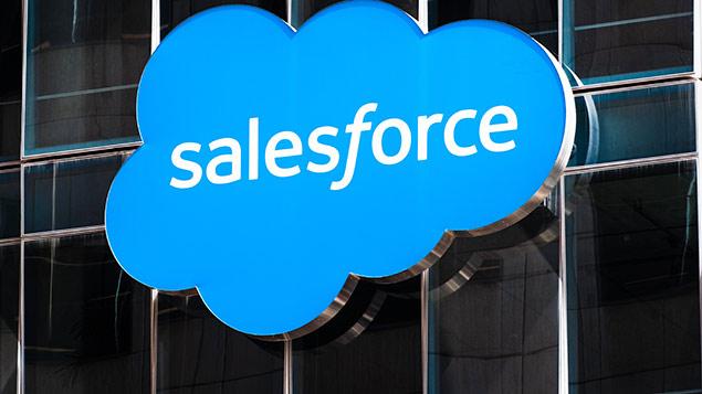 Salesforce voted Glassdoor Best Place to Work 2021
